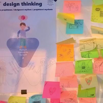 Design Thinking – międzynarodowe warsztaty mobilne dla dzieci