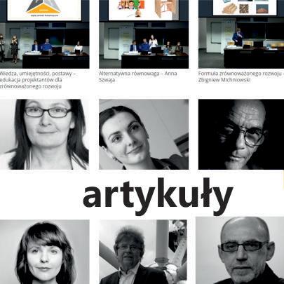 Artykuły eksperckie przygotowane podczas edycji Projekt Arting