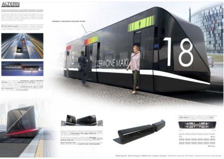 ALTERN – system autonomicznych pojazdów komunikacji miejskiej