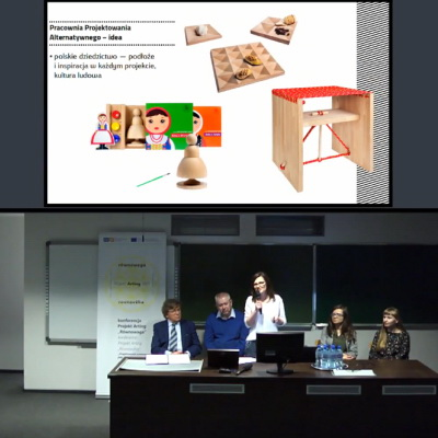Alternatywna równowaga – Anna Szwaja