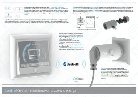 Control – system monitorowania zużycia energii