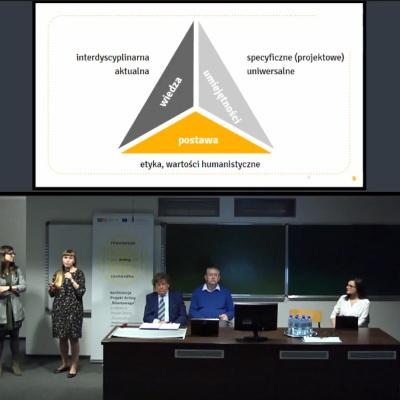 Wiedza, umiejętności, postawy – edukacja projektantów dla zrównoważonego rozwoju – dr Patrycja Rudnicka i dr Marta Więckowska