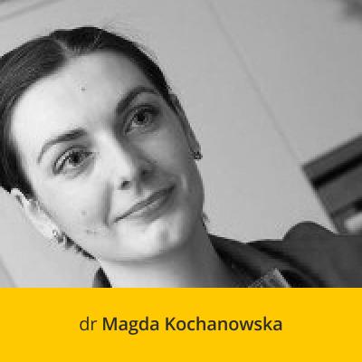 Szukanie równowagi – dr Magda Kochanowska