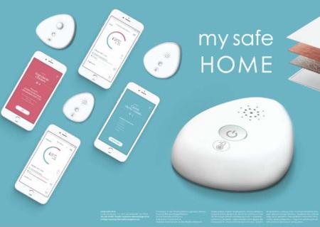 My safe home – system czujników