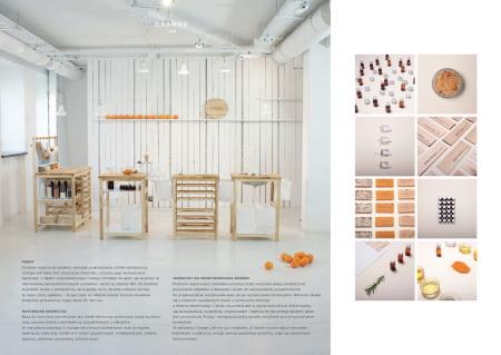 Orange LAB – projekt warsztatu do przetwarzania skórek pomarańczy