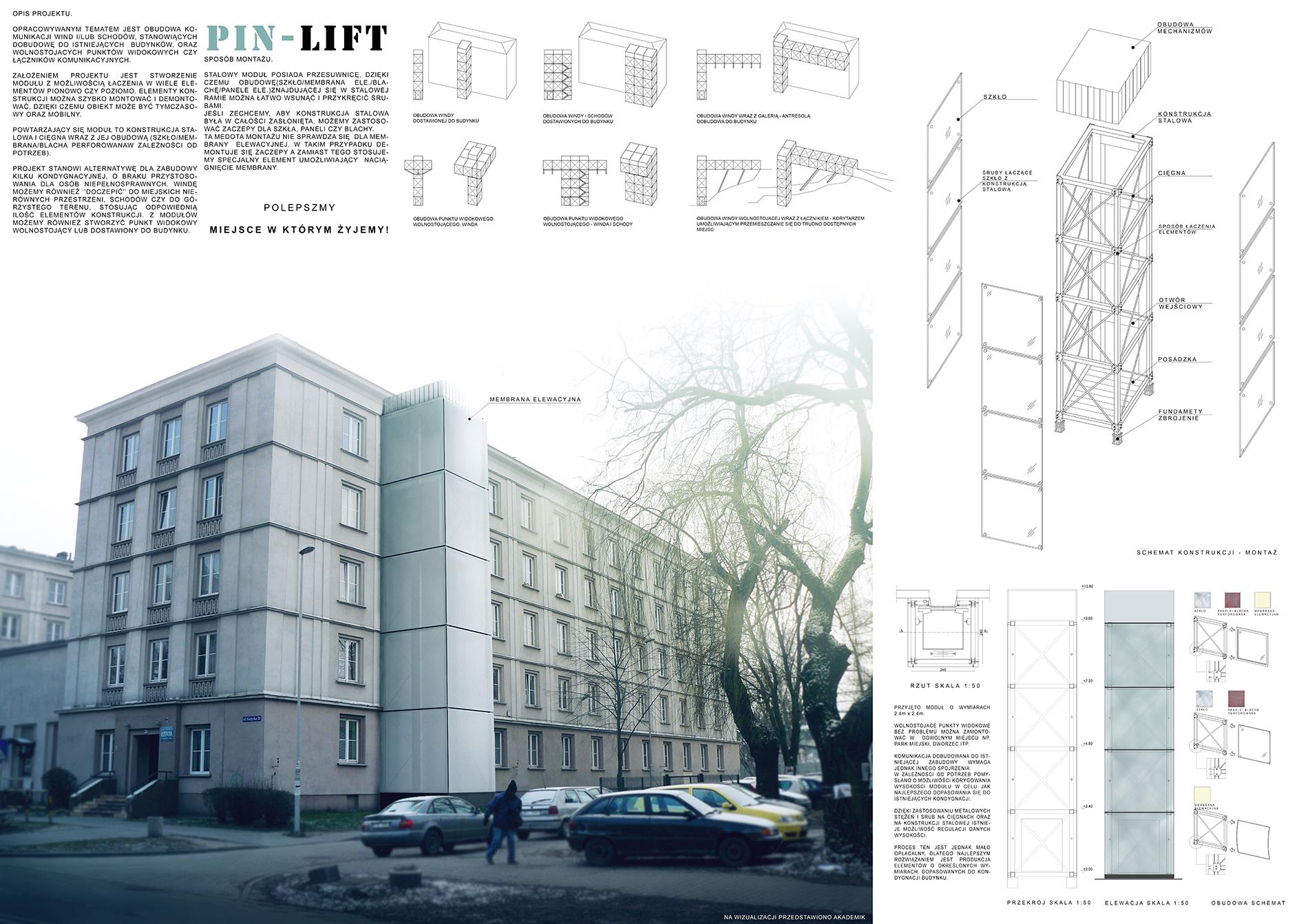 Pin-Lift Katarzyna Gugała