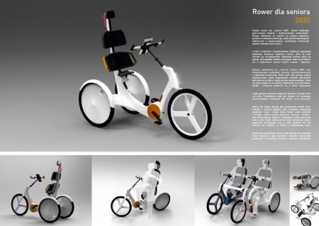 Rower dla seniora 2030