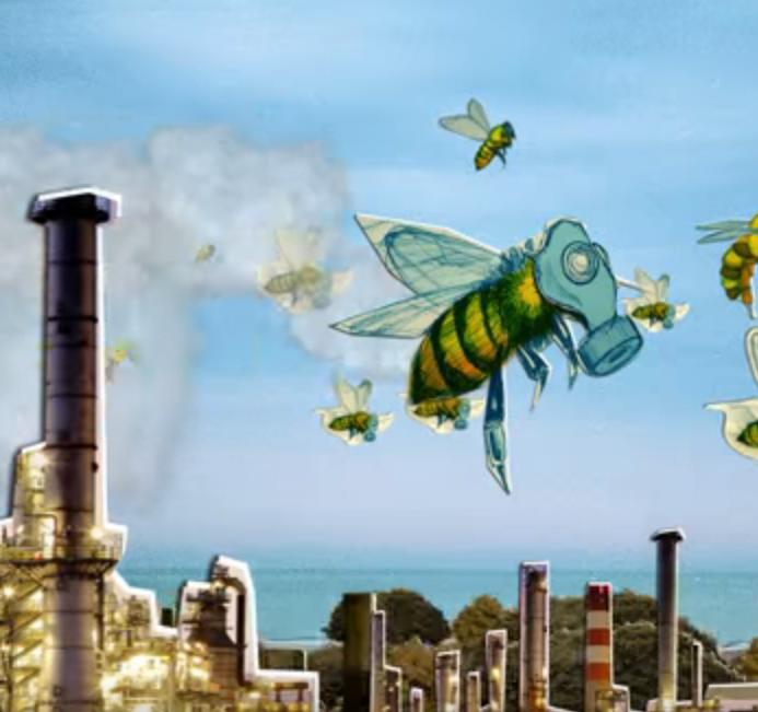 [video] W jaki sposób pszczoły inspirują naukowców