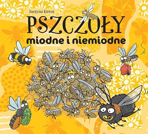 Książki o pszczołach dla dzieci
