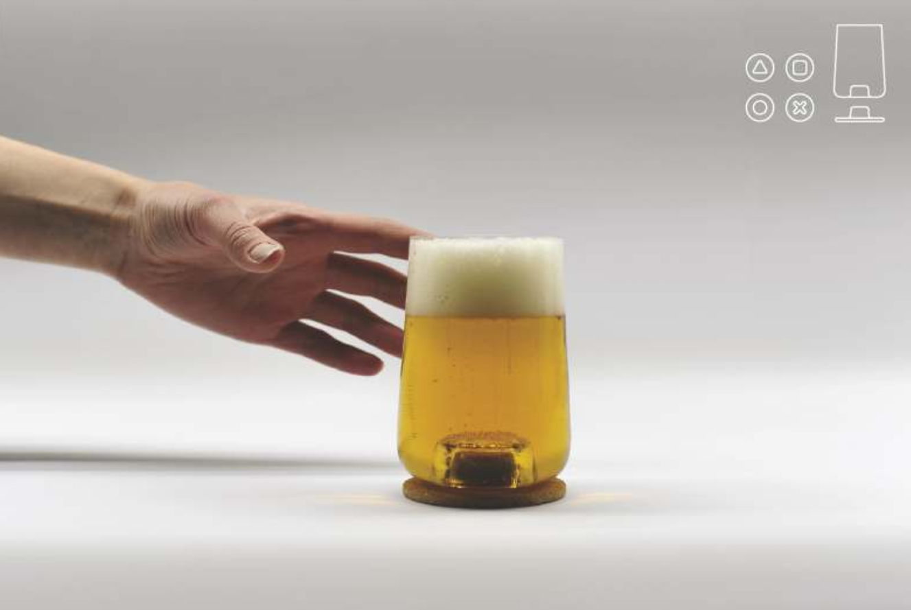 Projekt zestawu szklanek