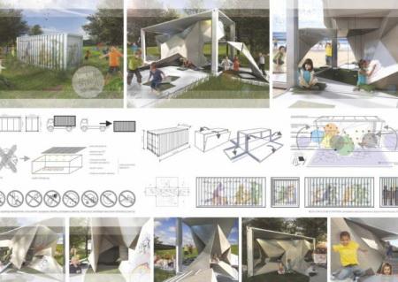 SANFLORO – koncepcja przestrzeni zabaw dla dzieci
