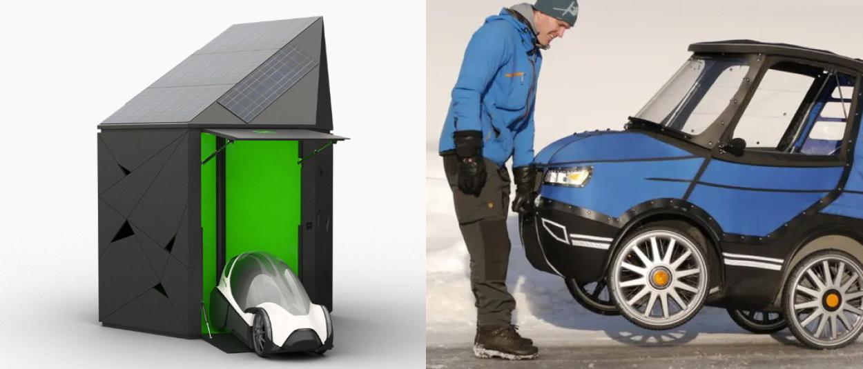 Podbike i Podride – Dwa pojazdy elektryczne na bazie roweru.