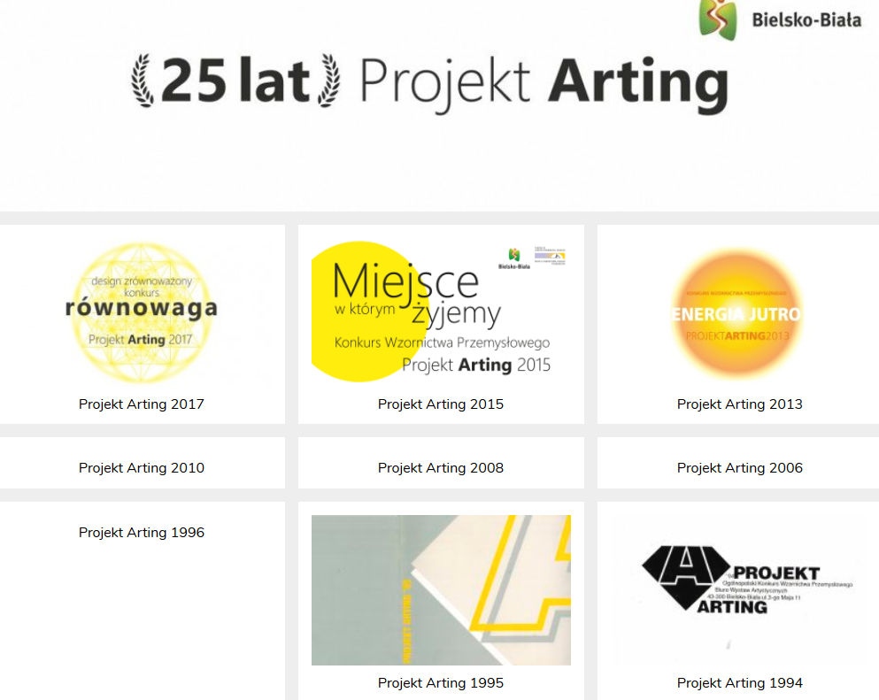 Projekt Arting Archiwum