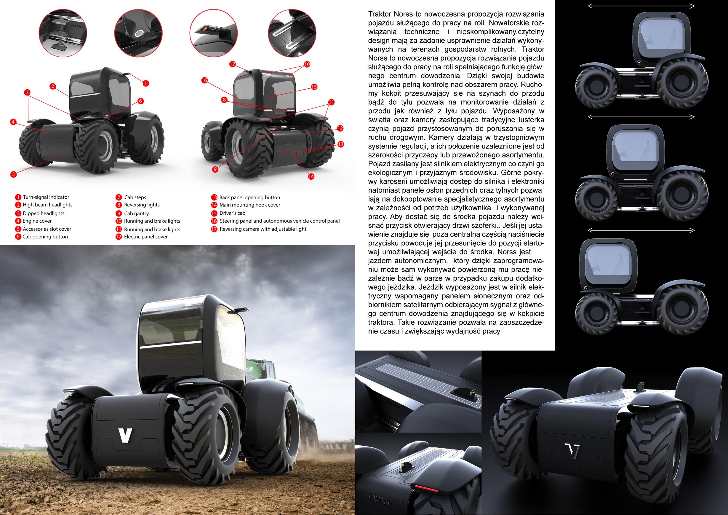 Norss traktor