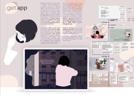 Get.app – gra zwiększająca świadomość społeczną depresji