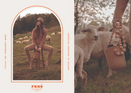 runo – wool accessoriess