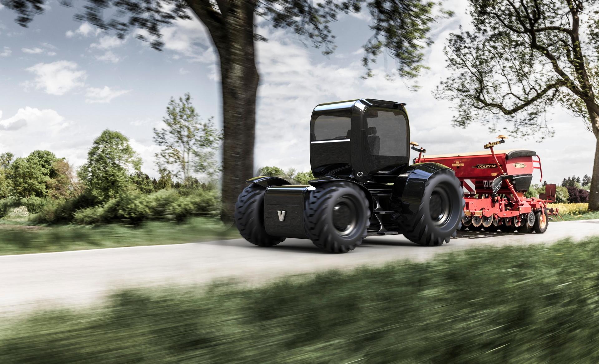 Traktor Norss
