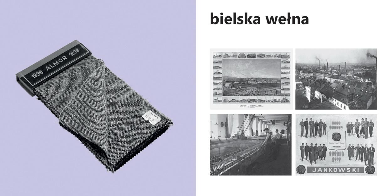 Bielska vlna - svetovo preslávený produkt bielskeho priemyslu