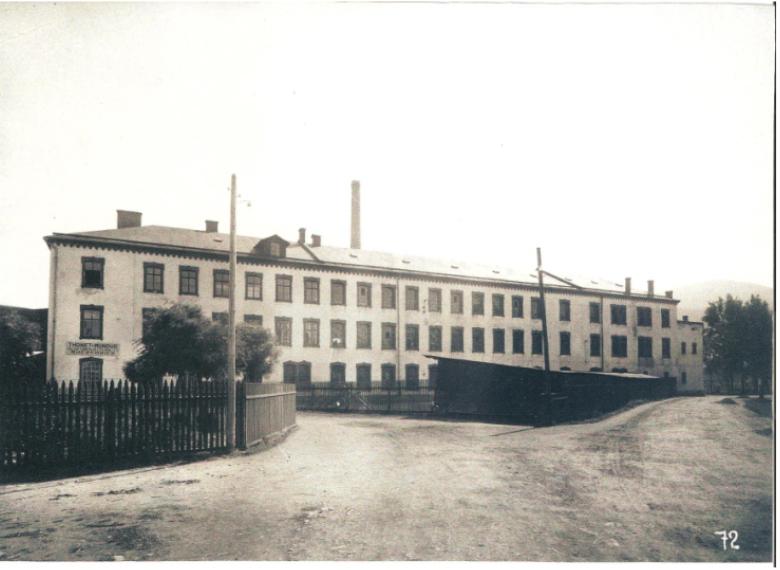 Fabryka Thonet-Mundus w Buczkowicach, lata 20. XX wieku
