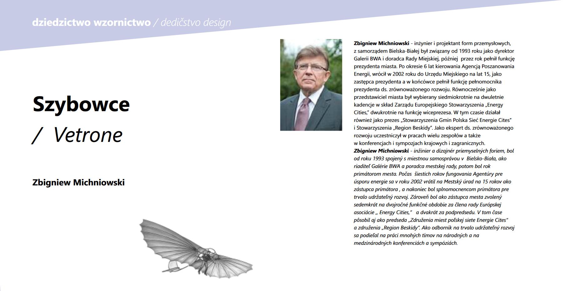 Szybowce - Zbigniew Michniowski