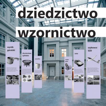Dziedzictwo Wzornictwo – wystawa i konferencja o historii wzornictwa