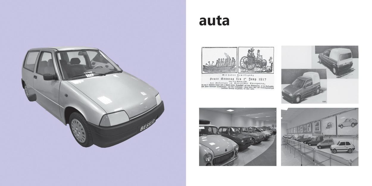 Auta - Bielsko-Biała nazywane było stolicą polskiej motoryzacji